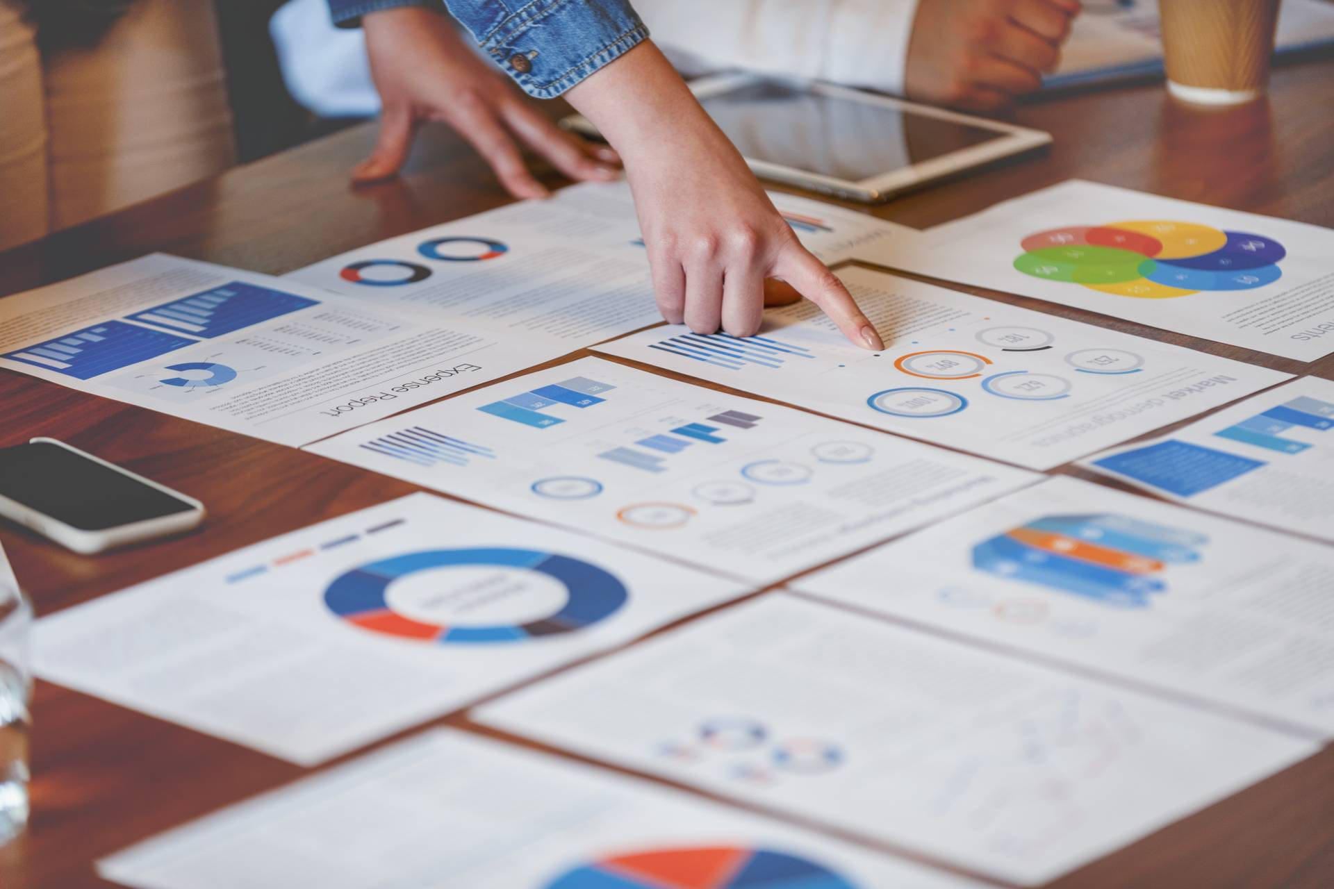 Data and experience drive effective media buying